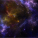 Pack of 4 Nebula Background - GraphicRiver Item for Sale