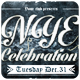 NYE Celebration - Flyer - GraphicRiver Item for Sale
