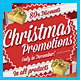 Christmas Promotions Commerce Flyer - GraphicRiver Item for Sale