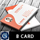 Creative Corporate Business Card Vol 15 - GraphicRiver Item for Sale