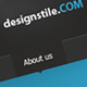 Designstile template - ThemeForest Item for Sale
