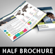Business Marketing Service Half Fold Brochure - GraphicRiver Item for Sale