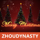 Shiny Christmas Night - VideoHive Item for Sale