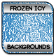 Frozen Icy Backgrounds - GraphicRiver Item for Sale