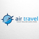Air Travel Logo - GraphicRiver Item for Sale