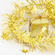 Gold Gift Box New Year and Christmas Decoration - PhotoDune Item for Sale