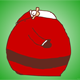 Rolling Santa - ActiveDen Item for Sale