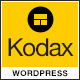 Kodax - Full Screen Landing Page - ThemeForest Item for Sale