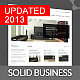 Solid Business v2 - Responsive HTML Template - ThemeForest Item for Sale