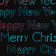 Happy New Year & Mery Christmas ( 8 in 1 ) - VideoHive Item for Sale
