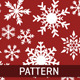 Snowflakes # Pattern - GraphicRiver Item for Sale