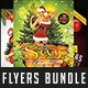 Christmass Flyers Bundle - GraphicRiver Item for Sale