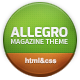 Allegro - Multipurpose News, Magazine HTML - ThemeForest Item for Sale