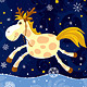 Running Horse in Winter - GraphicRiver Item for Sale
