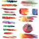 Set of Vector Watercolor Brushes - GraphicRiver Item for Sale