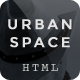 UrbanSpace - Responsive One Page Parallax Template - ThemeForest Item for Sale
