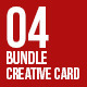 3in1 Creative Bundle Card-Vol4 - GraphicRiver Item for Sale