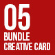 3in1 Creative Bundle Card-Vol5 - GraphicRiver Item for Sale