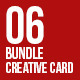 3in1 Creative Bundle Card-Vol6 - GraphicRiver Item for Sale