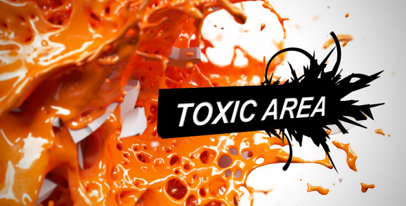 After Effects Project - VideoHive Toxic Area 664524