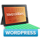 Metro Vibes - Showcase WordPress Theme - ThemeForest Item for Sale
