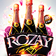Rozay Flyer Template  - GraphicRiver Item for Sale