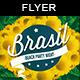 Brazil Match Party | Brazil 2014 Flyer - GraphicRiver Item for Sale