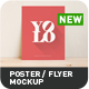 Flyer | Logo | Illustration Vintage Mock-Up - GraphicRiver Item for Sale