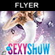 Dj Sexy Show | Party Flyer - GraphicRiver Item for Sale