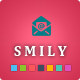Smily - Clean & Cool Responsive Email Template - ThemeForest Item for Sale