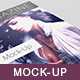 Photorealistic A5/A4 Magazine Mock-up - GraphicRiver Item for Sale