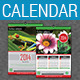 Wall Calendar Vol-1 - GraphicRiver Item for Sale