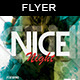 Nice Night Party Flyer - GraphicRiver Item for Sale