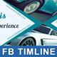 Automobile Business FB Timeline | Volume 2 - GraphicRiver Item for Sale