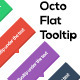 Octo Flat Tooltip - GraphicRiver Item for Sale