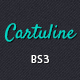 Cartuline - Responsive Multi Purpose Template - ThemeForest Item for Sale