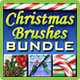 Christmas Brushes Bundle - GraphicRiver Item for Sale