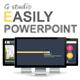 Gstudio Easily Powerpoint Template - GraphicRiver Item for Sale