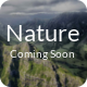 Nature - Clean Responsive Coming Soon Template - ThemeForest Item for Sale