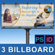 Travel / Tourism Business Billboard | Volume 1 - GraphicRiver Item for Sale