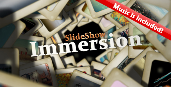 After Effects Project - VideoHive Immersion 636459