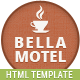 Bella Motel - Restaurant & Bakery Responsive HTML - ThemeForest Item for Sale