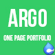 Argo - Modern OnePage Metro UI Drupal Theme - ThemeForest Item for Sale