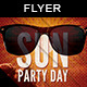 Sun Party | Flyer Template - GraphicRiver Item for Sale