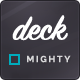 Deck WordPress Theme - ThemeForest Item for Sale