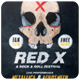 Red X - Flyer - GraphicRiver Item for Sale