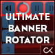 ULTIMATE BANNER ROTATOR - ActiveDen Item for Sale