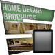 Tablet Home Decor Brochure - GraphicRiver Item for Sale
