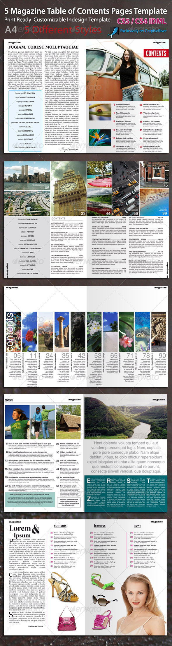Preview Newsletter Table Of Contents Templates on newsletter button, newsletter contents layouts, newsletter blurb,