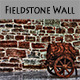 Fieldstone Wall - 3DOcean Item for Sale